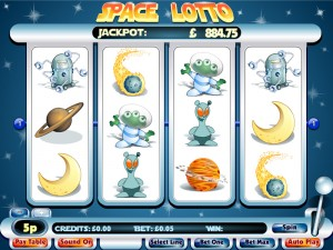 Space Lotto