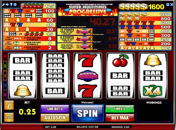 Casino demo lobby games at $45