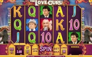 The Love Guru Slots - isoftbet